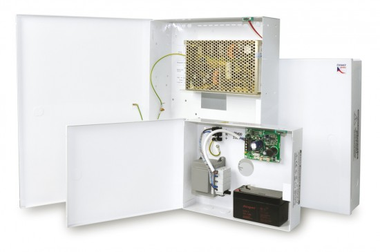 Backed-up Power Supply